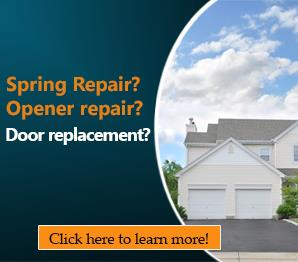 Our Services - Garage Door Repair Bellaire, TX